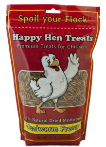 premium treats for chickens